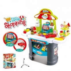 Little Shopping cu accesorii pentru copii