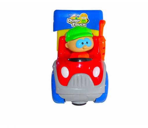 Jucarie sortator Dump Truck pentru copii