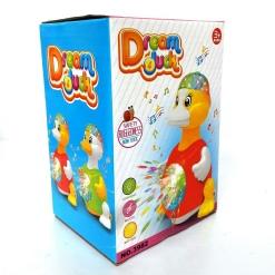 Dream Duck cu lumini - jucarie pentru copii