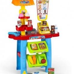 Shopping mobile cu accesorii - magazin pentru copii