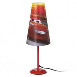 Lampa de veghe Cars cu conectare la priza