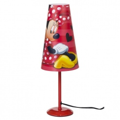 Lampa de veghe Minnie cu conectare la priza