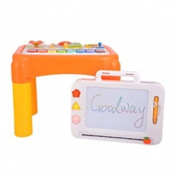 Masuta interactiva Distractie-Studiu pentru copii