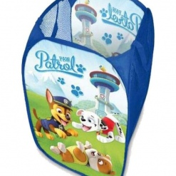 Sac pentru jucarii PawPatrol - personaje animate Disney