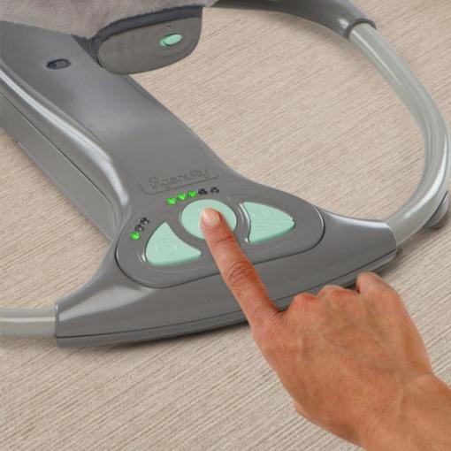Leagan transformabil electric Ingenuity 2 in 1 pentru copii