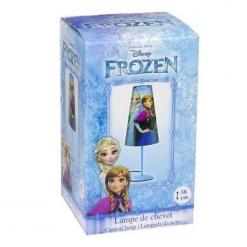 Lampa de veghe Frozen cu conectare la priza