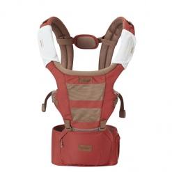 Marsupiu ergonomic bebe Becute cu scaunel detasabil
