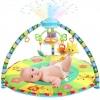 Salteluta multifunctionala cu proiector Baby play gym