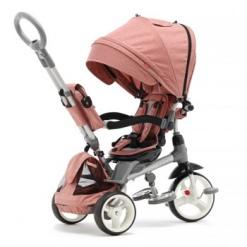 Tricicleta cu scaun reversibil Little Tiger Modi Somon