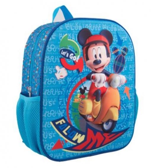 Ghiozdan gradinita 3D Mickey Mouse Disney