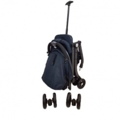 Carucior sport copii, modul Troller-transport pe avion, Babystone, Albastru