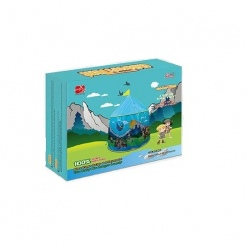 Cort de Joaca pentru copii Micul Aventurier