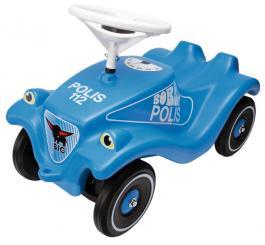 Masinuta fara pedale Big Bobby Car Classic, Bleu