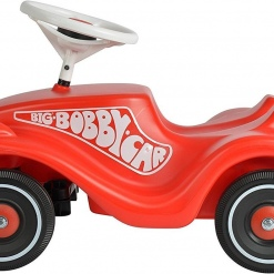 Masinuta fara pedale Big Bobby Car Classic, Rosu