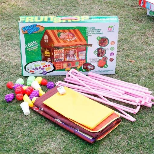 Cort de Joaca pentru copii Magazinul de Fructe