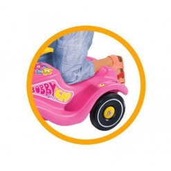 Masinuta fara pedale Big Bobby Car Classic, Roz
