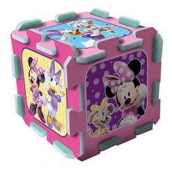 Covoras-Puzzle din spuma Trefl, Minnie Mouse
