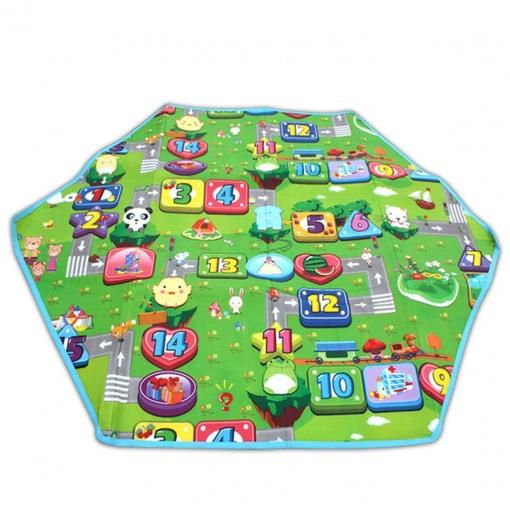 Covoras de Joaca Educational - model Hexagonal