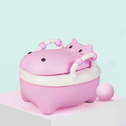 Olita pentru copii Hipopotam Colorat