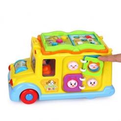 Jucarie Autobuzul muzical