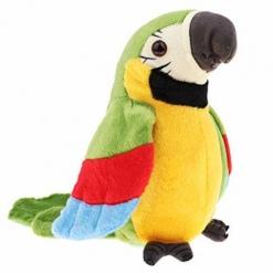 Jucarie de plus Papagalvorbitor