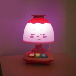 Lampa de veghe cu lumini si sunete