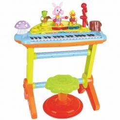 Orga cu melodii - Pian de jucarie pentru copii - Hola