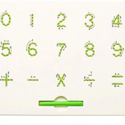 Placuța magnetică pentru scris litere Magpad