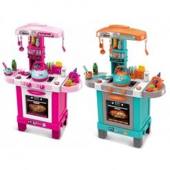 Bucătărie de jucărie cu accesorii