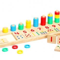 Joc educativ tip Teaching Logarithm pentru dezvoltarea abilitatilor copiilor