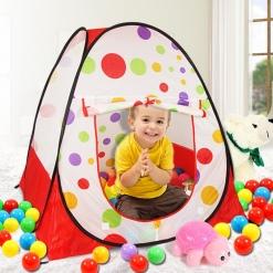 Cort de joaca pentru Copii Happy Tent