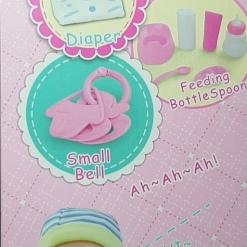 Papusa Smart Baby cu accesorii