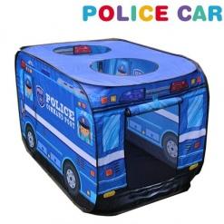 Cort joacă Masina de poliție