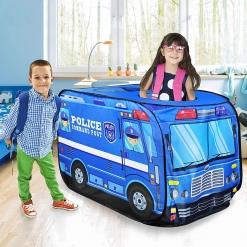 Cort de joaca Masina de Politie