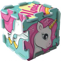 Covoras-Puzzle din spuma Trefl, My little Poney