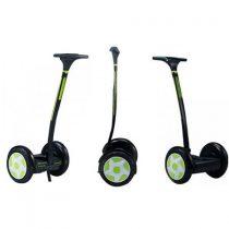 Vehicul electric cu auto-balans, Segway A3, cu Display Smart LED, mufa USB, Negru