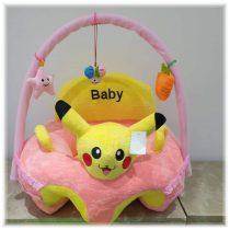 Fotoliu din pluș Pikachu - Arcada cu Jucarii